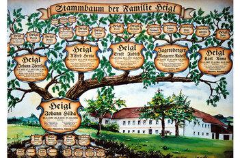 Stammbaumatelier Rosenlechner © www.mondsee.at