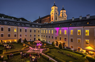 Schlossgarten © Schlosshotel