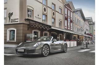 Hotel Porsche © Hotel Porsche